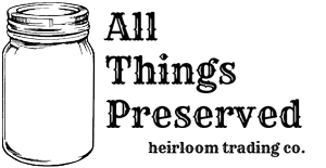 All Things Preserved